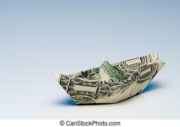Floating Dollar