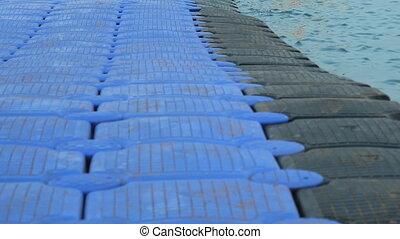 Floating jetty pier dock - Floating jetty dock pier is...