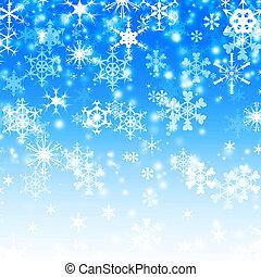 flocon neige