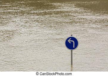 Flood Abstract