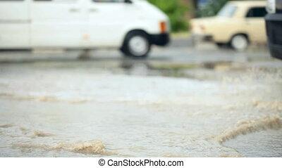 Flood Driving