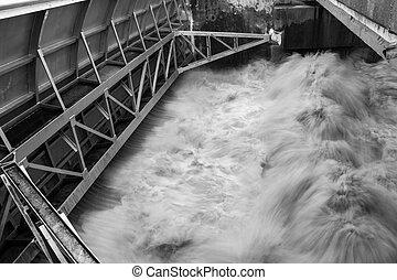 Flood Gate Open