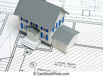 Floor Plans to New Home
