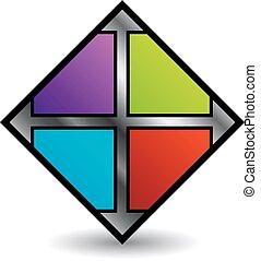 floor tile business logo