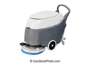 floor washing machine