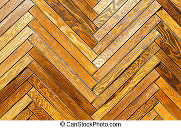 Floorboard as a creative background