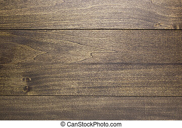 Floorboard - Wooden background of the floorboard dark brown.