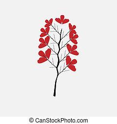 flor ameixa, em, chinês, quadro, estilo