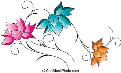flor, beleza