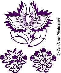 flor, diseño