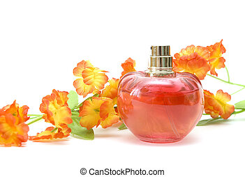 flor, perfume