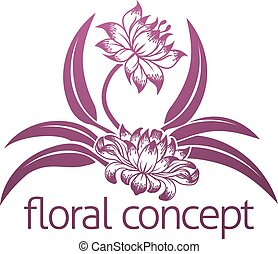 flor, projeto floral