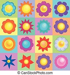 flor, topic, imagen, 2