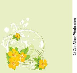 flor tropical