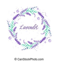 flor, violeta, provence, saludo, boda, tarjetas, diseño, ...