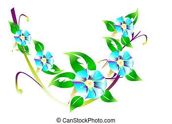 flora-art-line