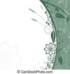 Floral background 11