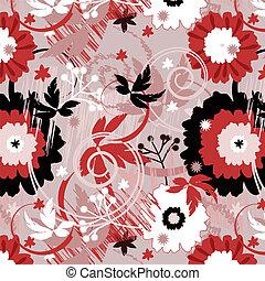 Floral background 8