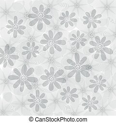 Floral background, flowers pattern