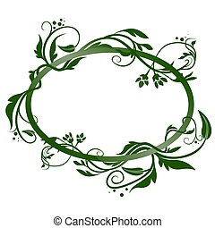 Floral banner 01 - highly detailed floral ornaments as decorative banner
