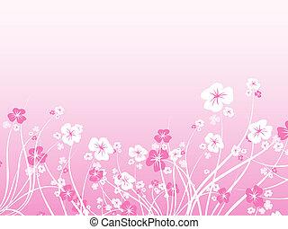 floral, caos