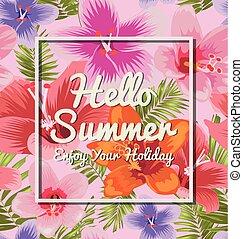 floral, card.eps