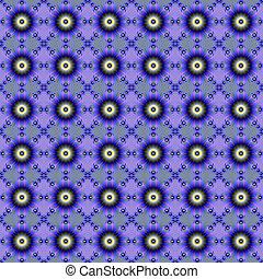 Floral Chain Reaction