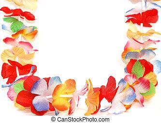 floral, collar