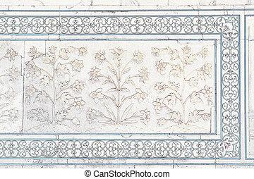 floral, decoração