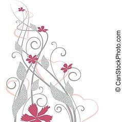 floral decoratie