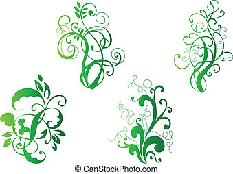 Floral decorations