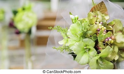 floral decorations for marriage