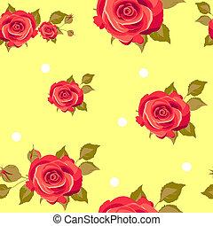 floral, desenho