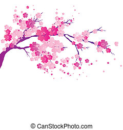 floral design - it is done in the program illustrator