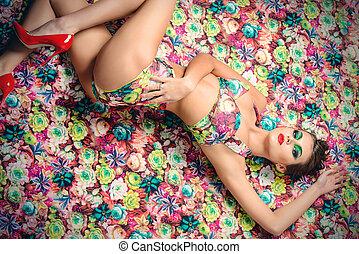 floral desire