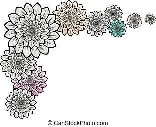 floral detail