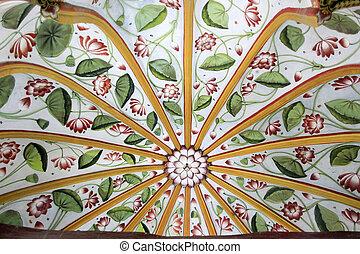 Floral Dome Design