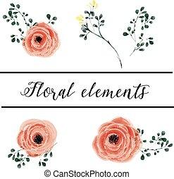 floral elem