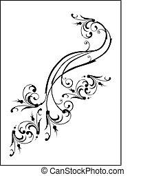 floral elements - floral element
