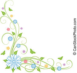 floral, experiência.