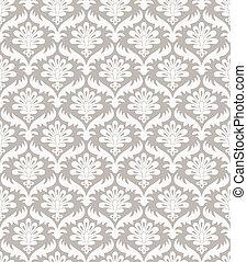 Floral fancy pattern