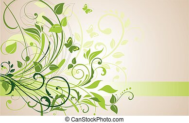 floral lobogó