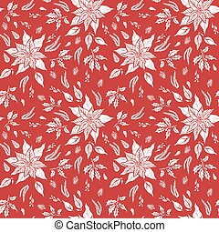 Floral nature pattern-05