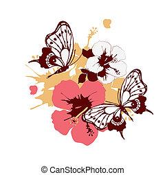 floral ontwerpen