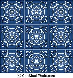 Gorgeous seamless pattern