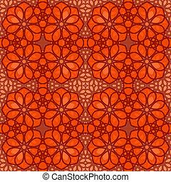 floral., ornamento