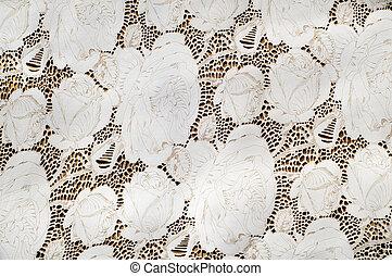 floral példa, domborított, struktúra, bőr