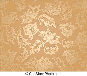 Floral pattern background pattern,