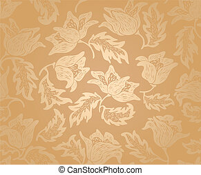 Floral pattern background pattern,