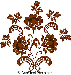 floral pattern for your design